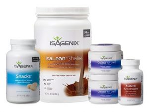 Isagenix 9 Day Nutritional Cleansing System