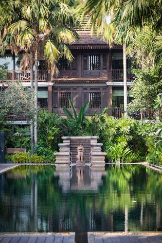 Our 5 Star Hotel in Siem Reap