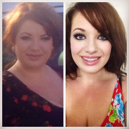 Promise Losing 30kg With Isagenix Products