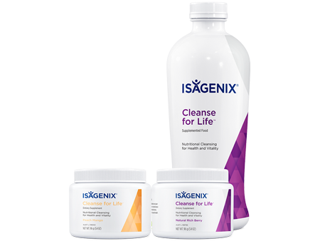 Isagenix Clean for Life