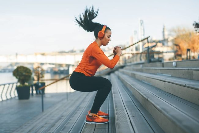 How to increase productivity during workouts